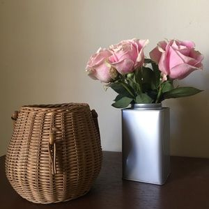 Handbags - Small basket purse
